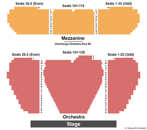 Marquis Theatre Tickets in New York, Marquis Theatre Seating Charts