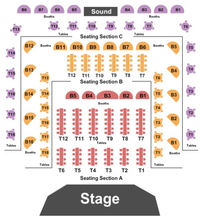Showroom at South Point Hotel And Casino Tickets in Las Vegas Nevada