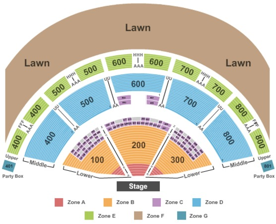 Xfinity Theater Hartford Seating Chart - Arenda-stroy