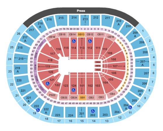wells fargo seating chart disney on ice - Bogasgardenstaging