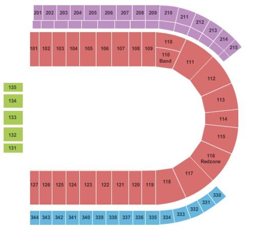 Nippert Stadium Tickets in Cincinnati Ohio, Nippert Stadium Seating