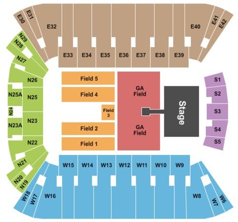 Rice Eccles Stadium Tickets in Salt Lake City Utah, Rice Eccles