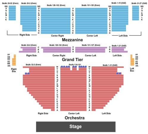 palace theatre seating chart - Heartimpulsar