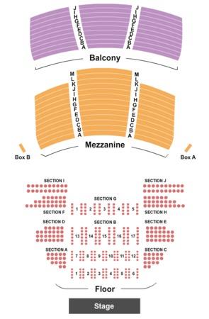 Wilbur Theater Seating Chart - The wilbur seating chart beautiful