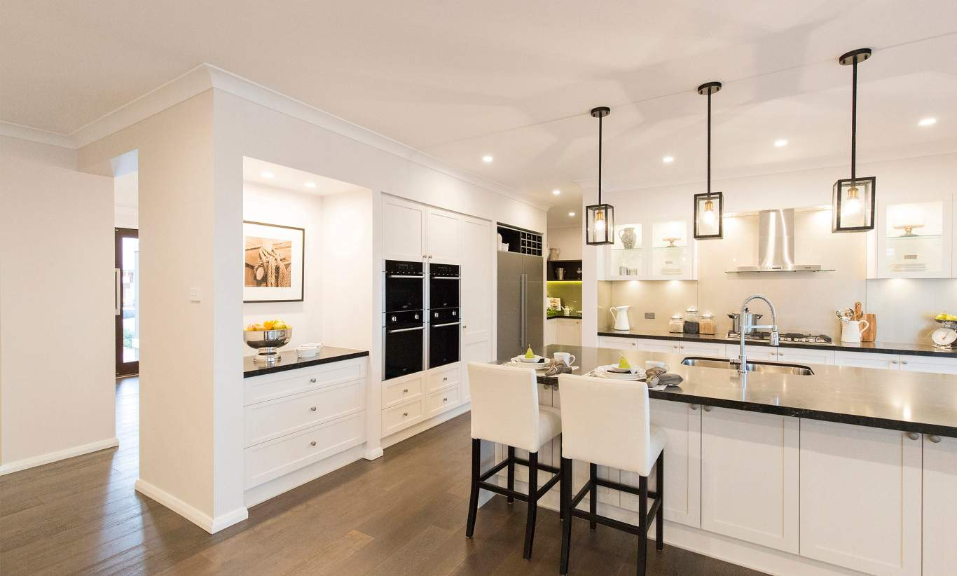 Hermitage Kitchen Design Gallery Hermitage Country Home Design Mcdonald Jones Homes