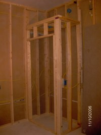 building a closet wall | Roselawnlutheran
