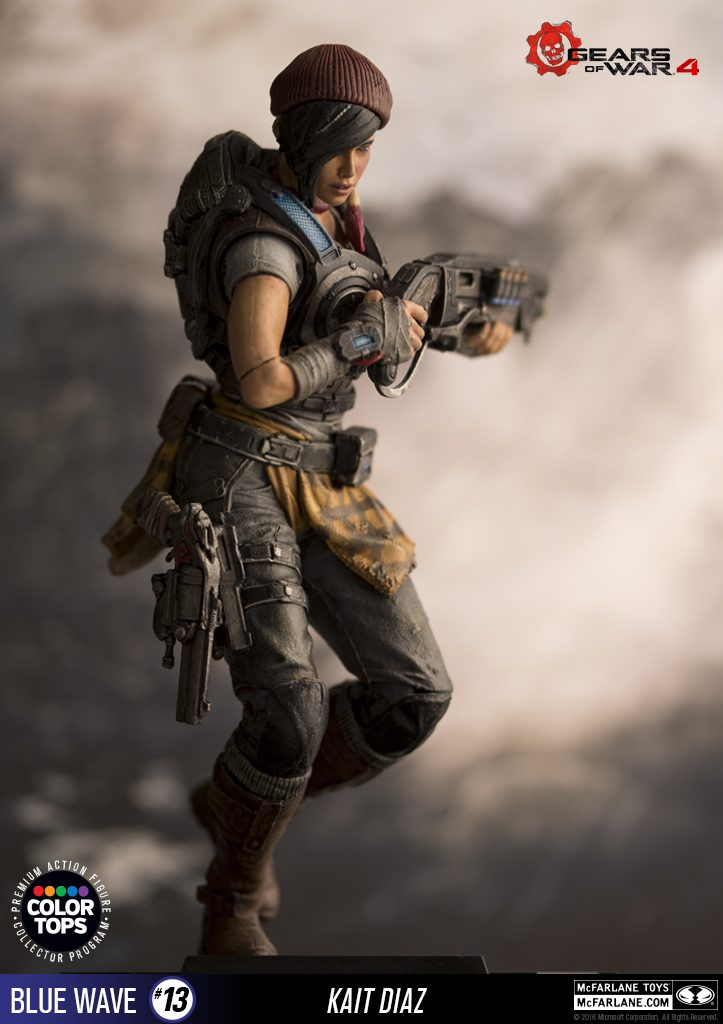 Village Girl Photo Wallpaper Color Tops 7 Kait Diaz From Gears Of War 4 Coming Soon