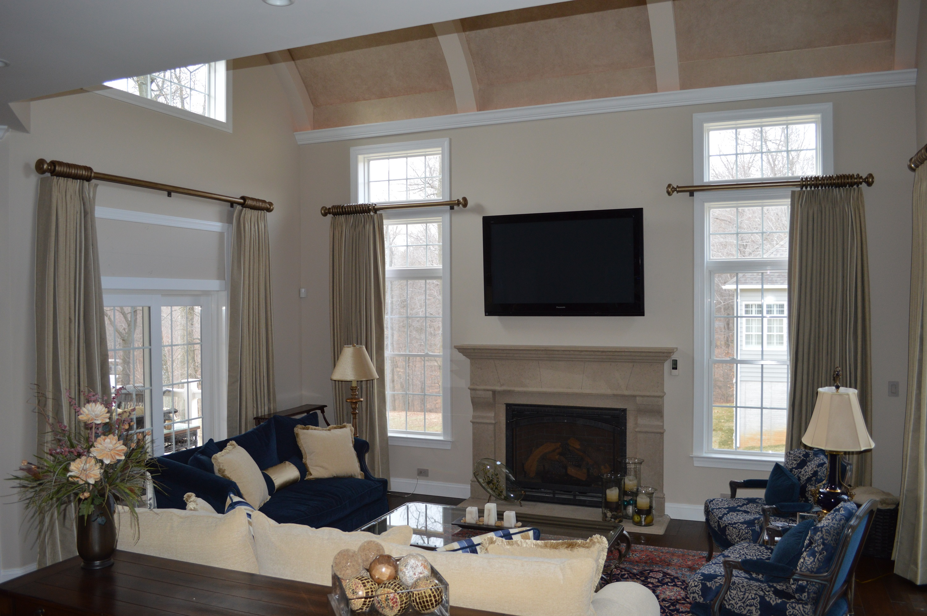 Custom Draperies Dallas Custom Window Treatments Serving Annapolis Baltimore Md