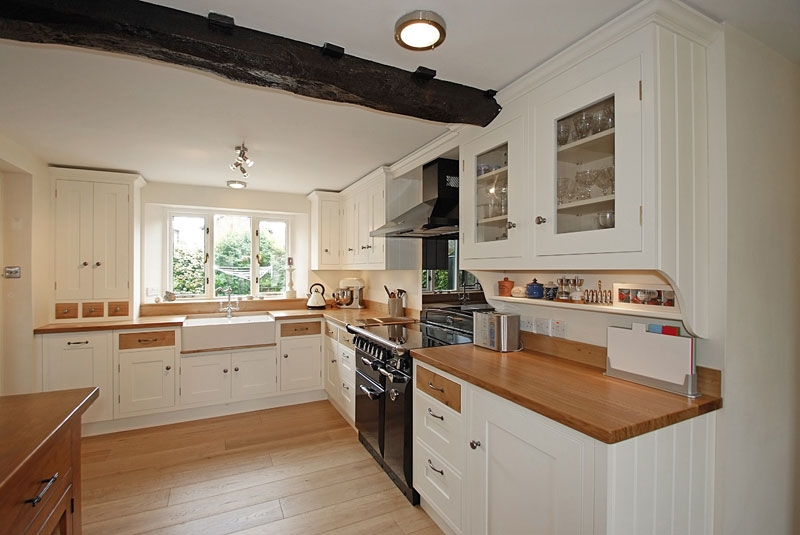 Kitchen Island With Range Cooker Bespoke Kitchens | Handmade For Norfolk, East Anglia & London