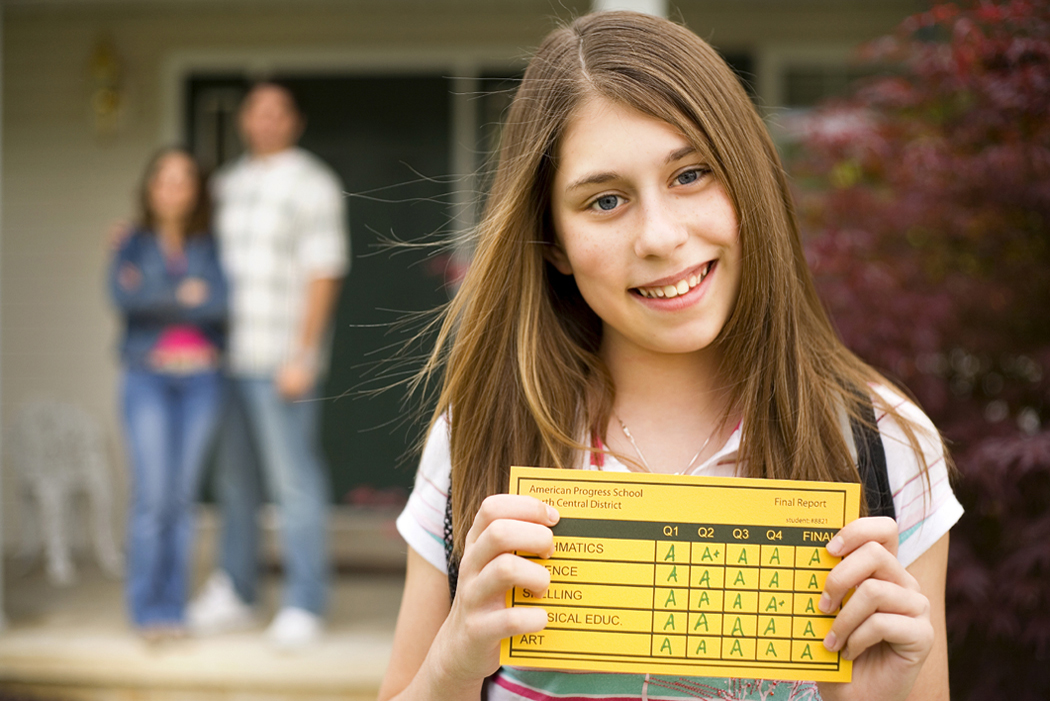 Rewards for Good Grades - McGary Middle School