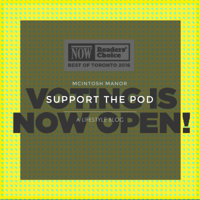 Support the Pod