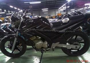 Yamaha All New Vixion 2012