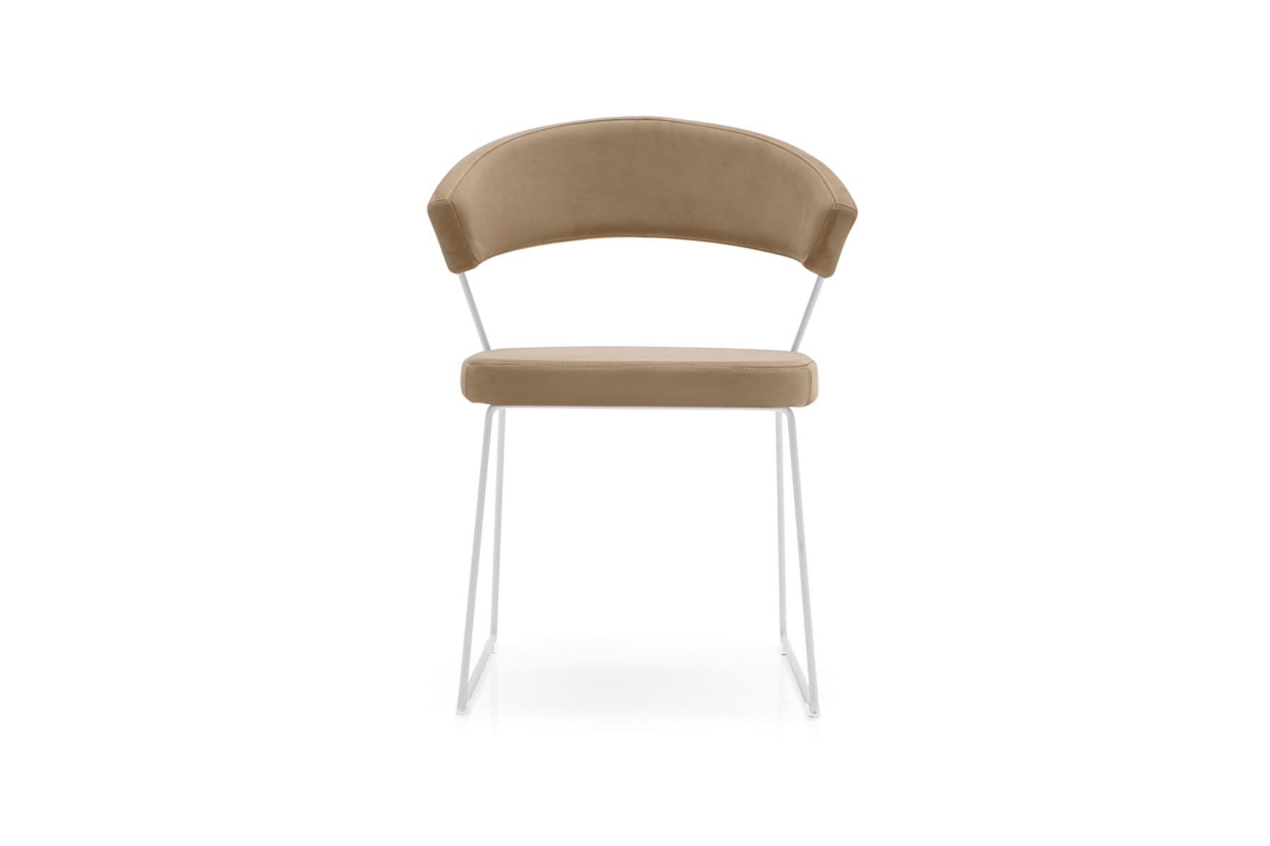 Chaise New York Calligaris Calligaris Chaise Bess Side Chair By Calligaris Claire