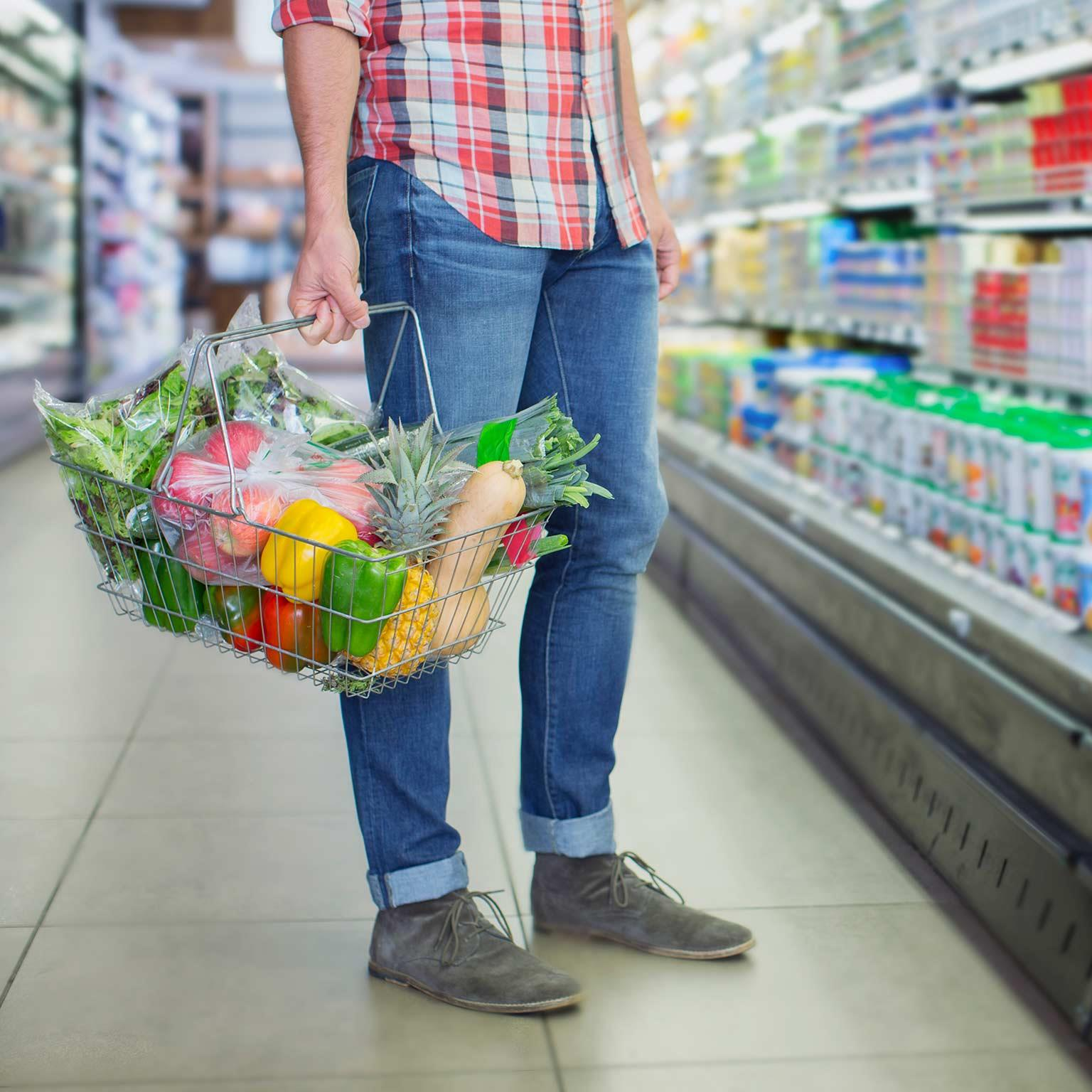 In Shop Online Store The Future Of Grocery In Store And Online Mckinsey
