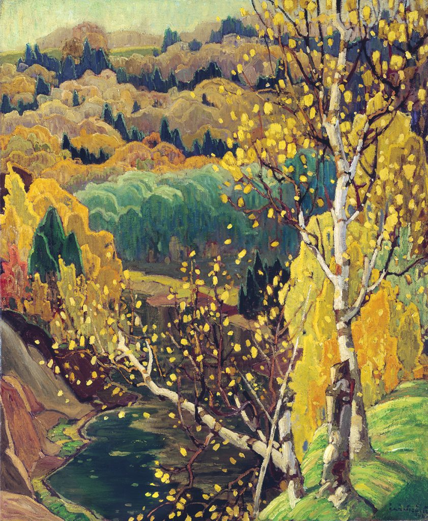 Beautiful Fall Paintings Wallpapers Canadian Art Gallery Mcmichael Canadian Art Collection