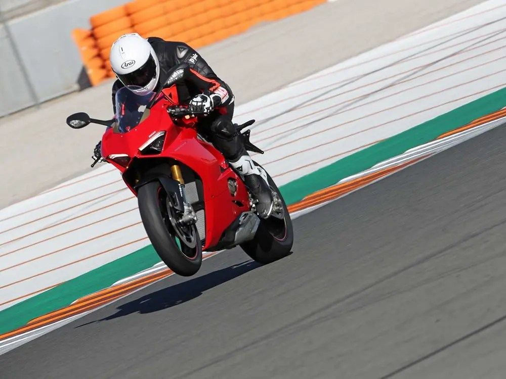 DUCATI PANIGALE V4S (2018-on) Review Specs  Prices MCN