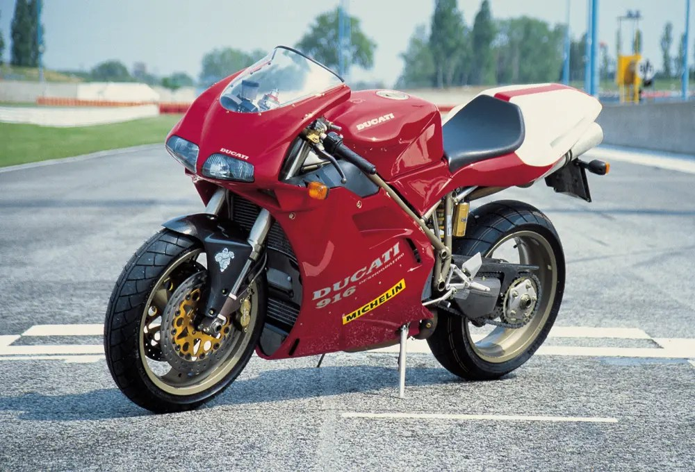Ducati 916 996 And 998 Owners Needed Mcn