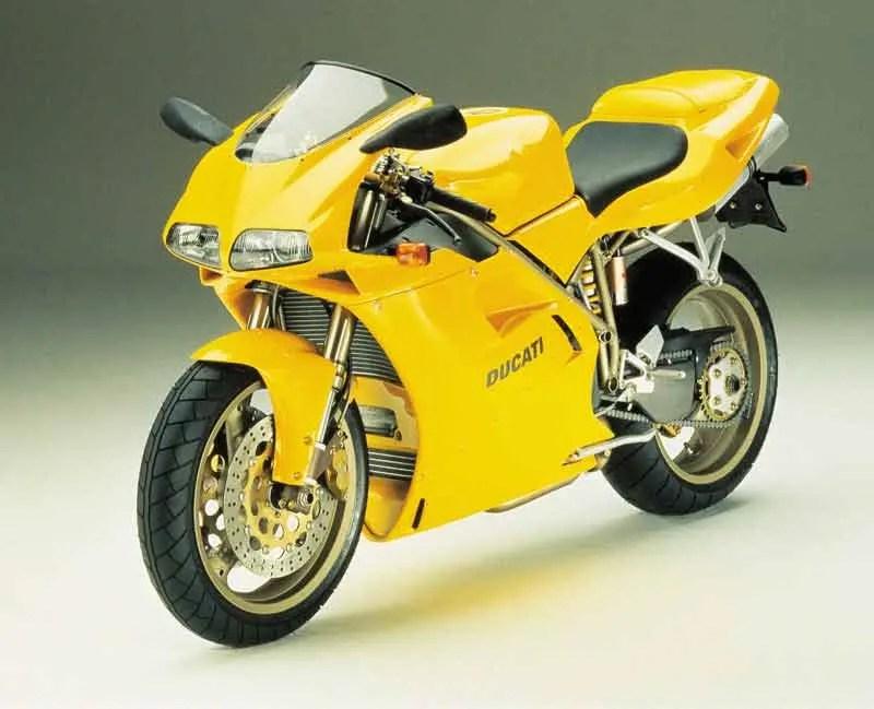 Ducati 998 1994 2005 Review Mcn