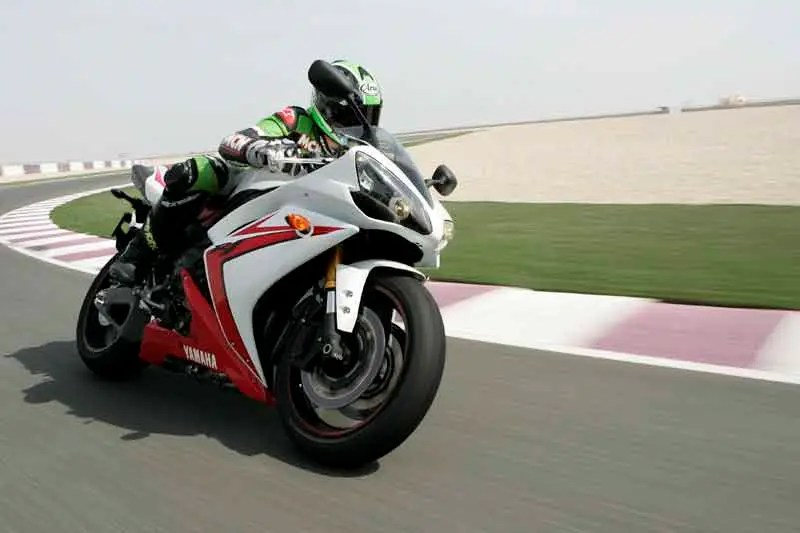 YAMAHA R1 (2007-2008) Review Speed, Specs  Prices MCN