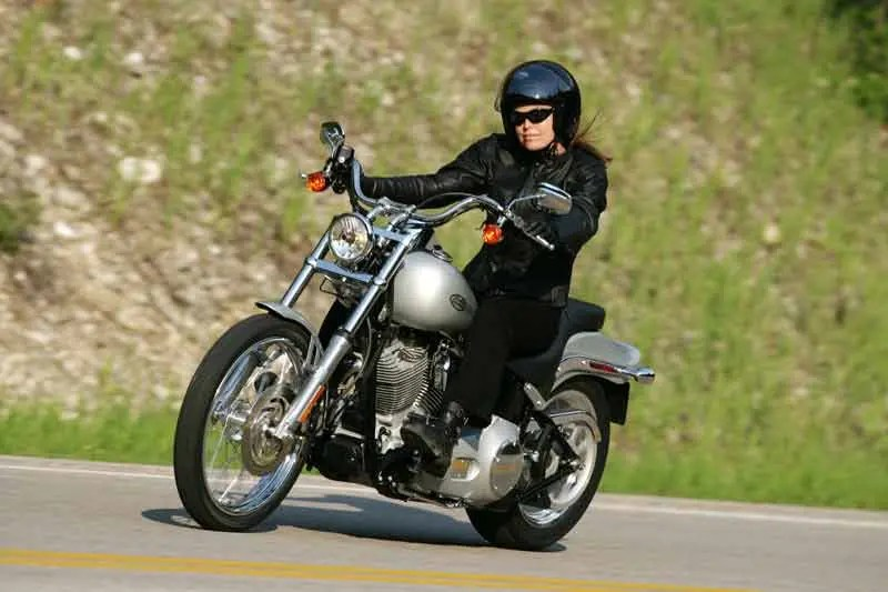 HARLEY-DAVIDSON SOFTAIL (1998-2003) Motorcycle Review MCN