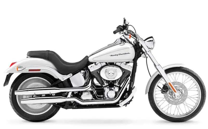 HARLEY-DAVIDSON DEUCE (1999-2005) Motorcycle Review MCN