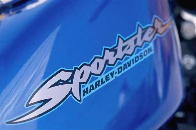 HARLEY-DAVIDSON SPORTSTER 883 (1993-on) Review