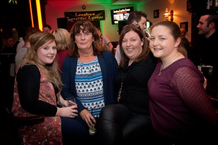 Ladies enjoying Ross Browne @ McNamee's Laughter Lounge