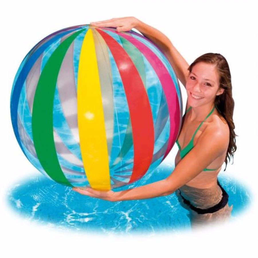 Piscina Intex Niños Balón Multicolor Para Piscina Intex Ref 59065