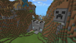 Mountain Castle Minecraft Seed