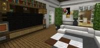 Modern Mansion [Creation] | Minecraft PE Maps