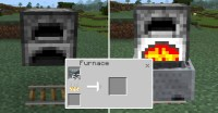 Electric Furnace (Command Block) [Redstone] | Minecraft PE ...