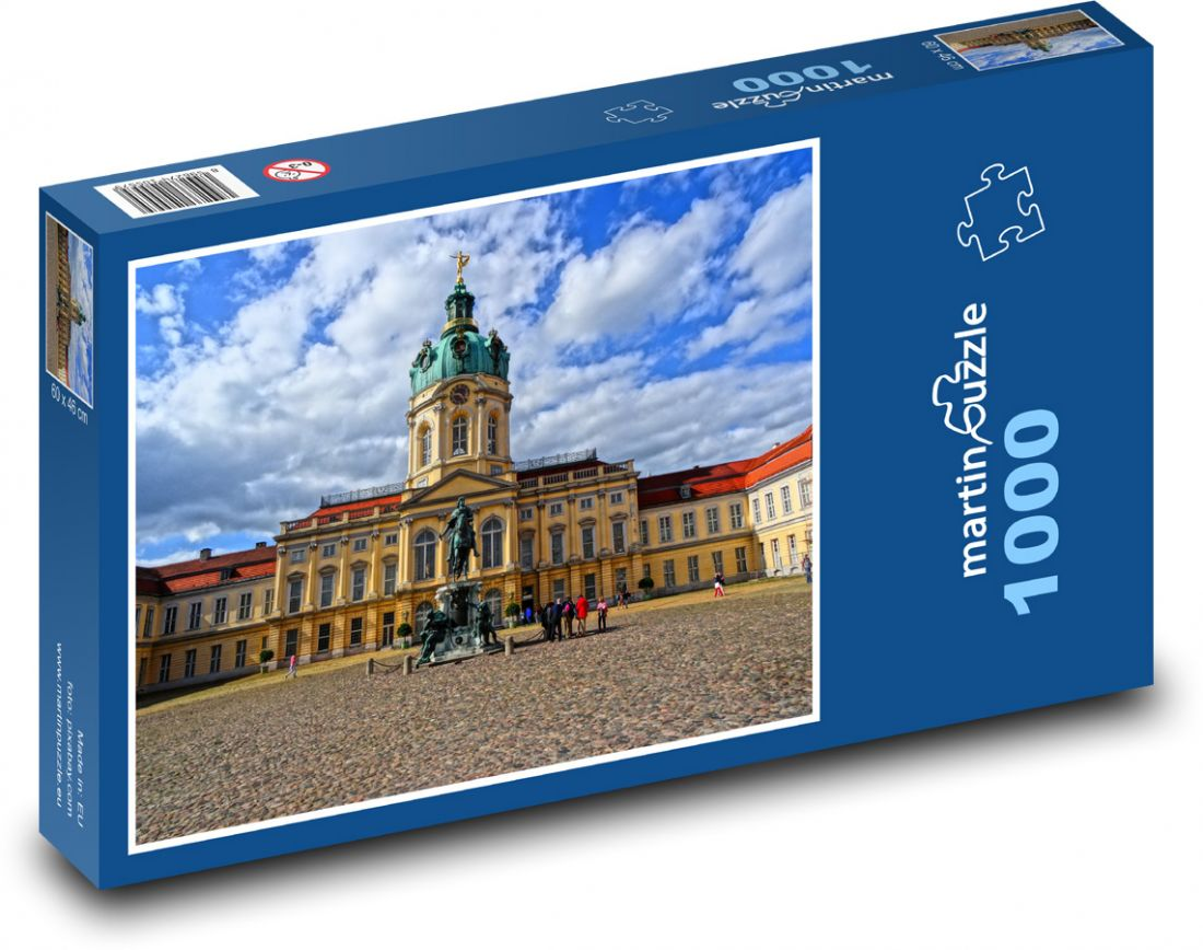 Berlin Puzzle Berlin Puzzle Of 1000 Pieces