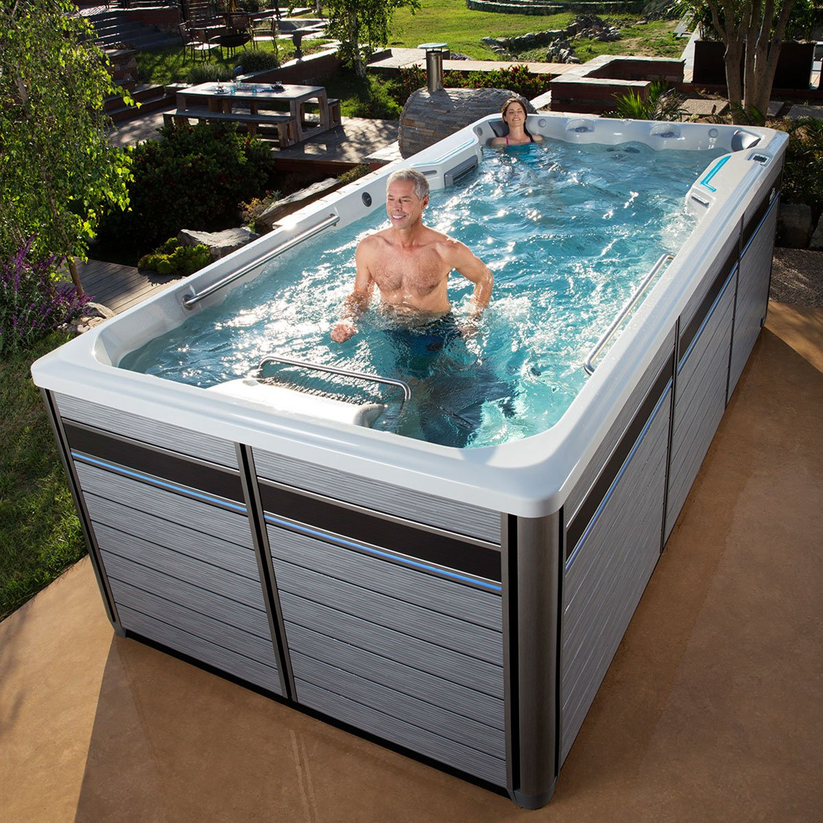 Jacuzzi Endless Pool 1200x1200 Endless Pools E500 Rsf 1101b Maximum Comfort