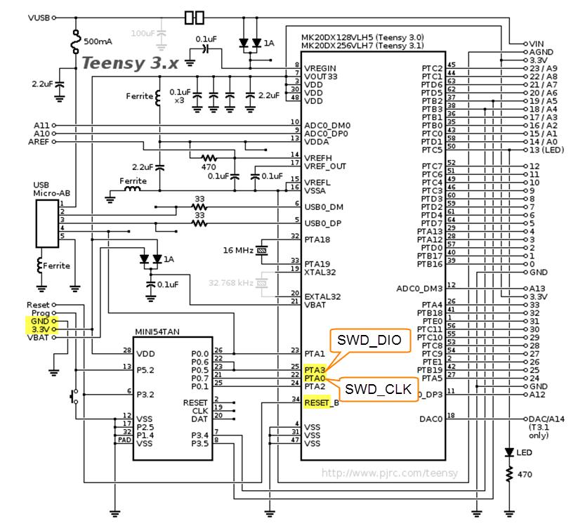 universal pic programmer circuit
