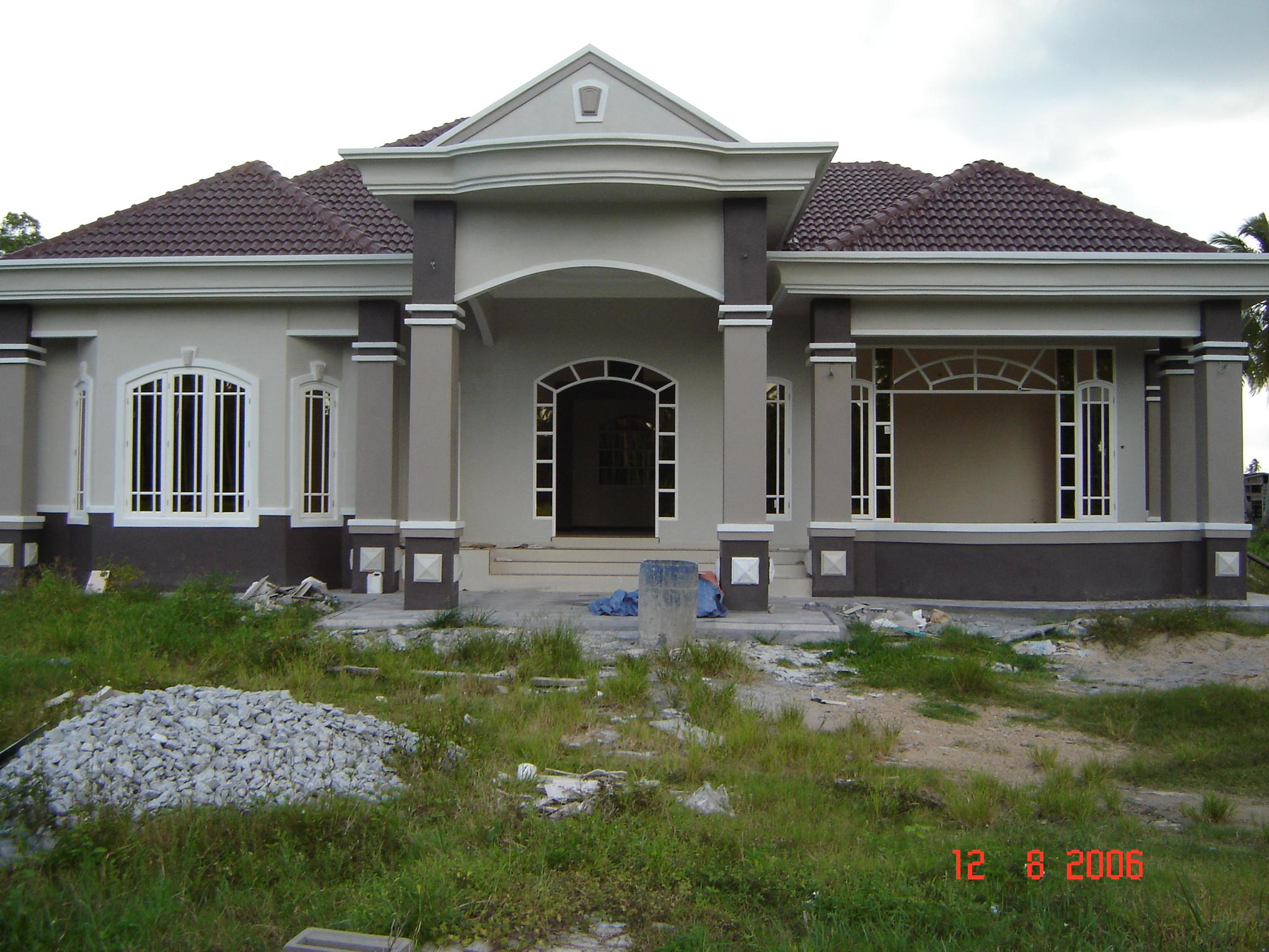 gambar rumah cantik di malaysia images