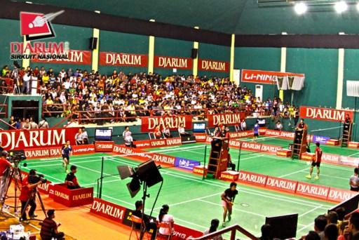 Djarum Badminton Sirkuit Nasional 2013