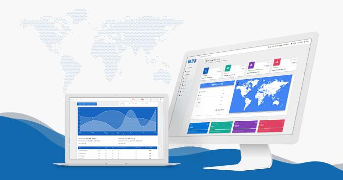 Bootstrap Material Design UI KIT - world\u0027s most popular  free UI