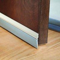 Cinch Door Seal Bottom 36 Silver  M-D Building Products ...