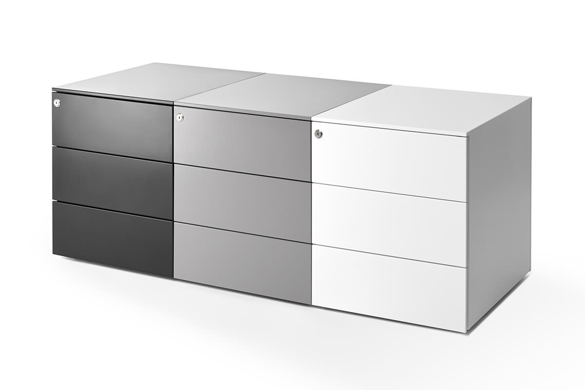 Office Cabinets Office Cabinets 3 Drawer Chest Of Drawers Mdf Italia