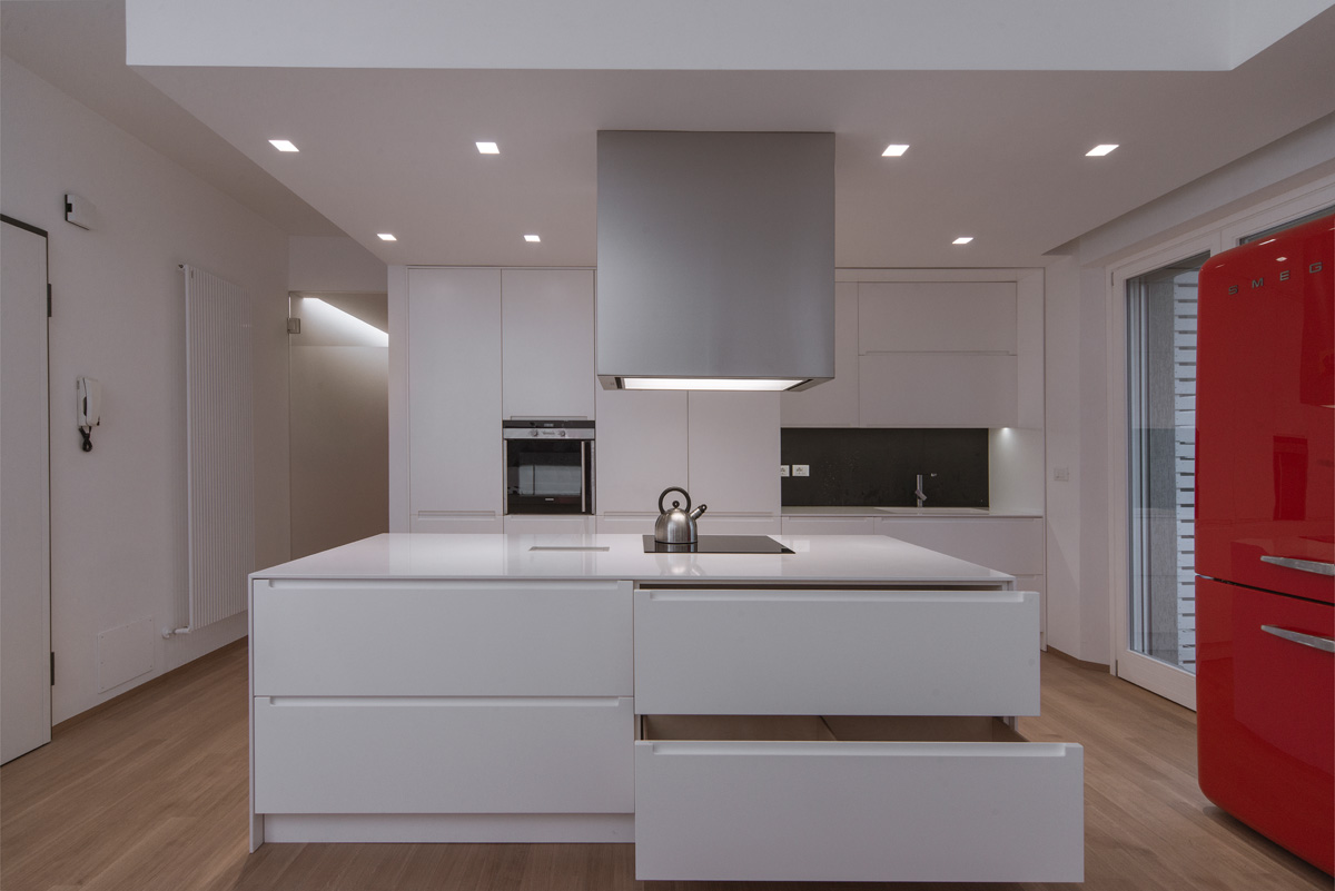 Cucina Arredo Kitchen Customized Furnished For Modern Kitchen Mdm Interni