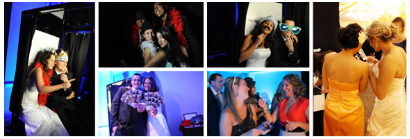 Photo Booth and DJ Packages
