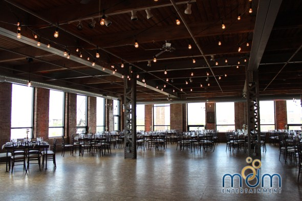 Meagan And Ryans Wedding At Kitchen Chicago And City View Loft