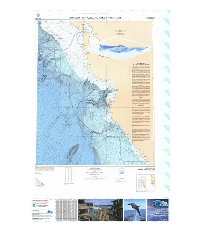 Amazon Us Customer Service Oceangrafix Bathymetric (bathy) & Fishing Charts (maps
