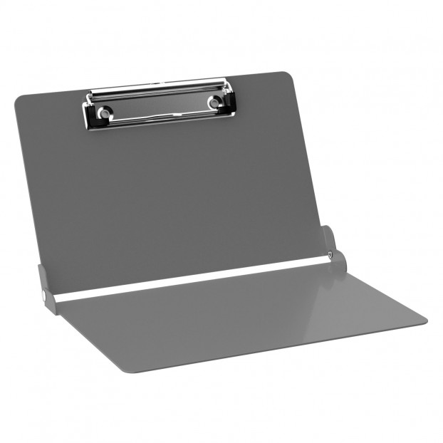 Silver ISO Clipboard