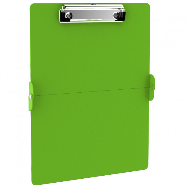 WhiteCoat Clipboard - LIME GREEN - Nursing Edition