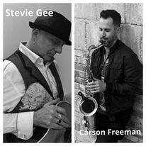 STEVIE GEE AND CARSON FREEMAN
