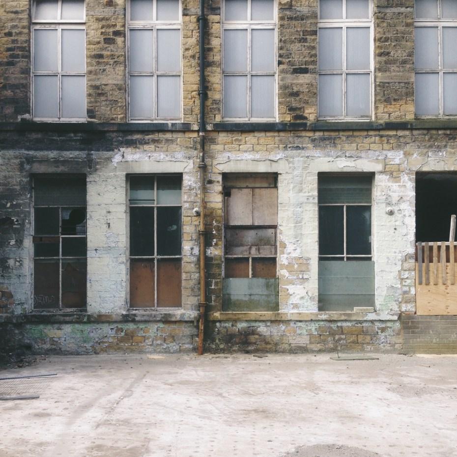 Yorkshire mills