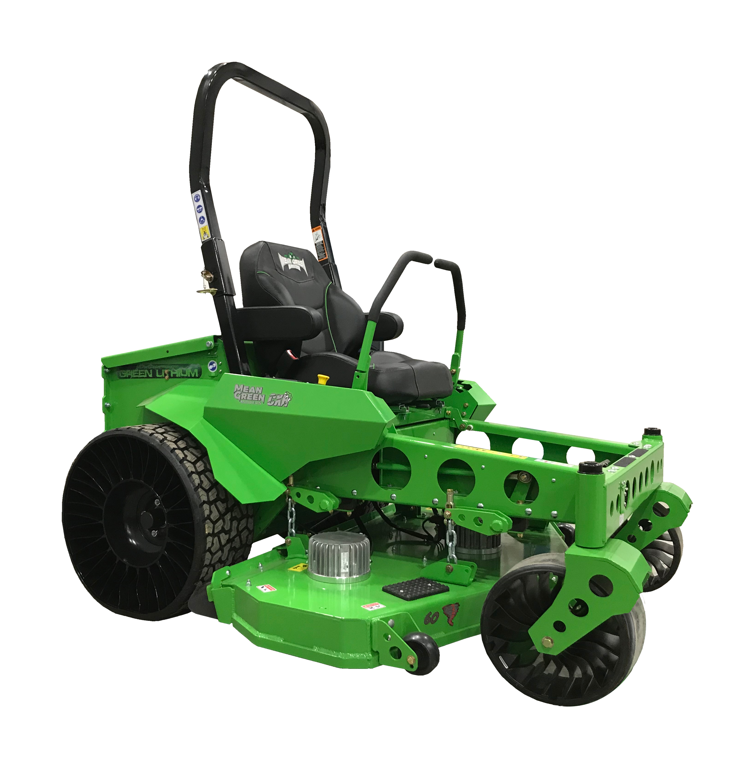 Electric Lawn Mower Sale Cxr 52 60 Mean Green Mowers
