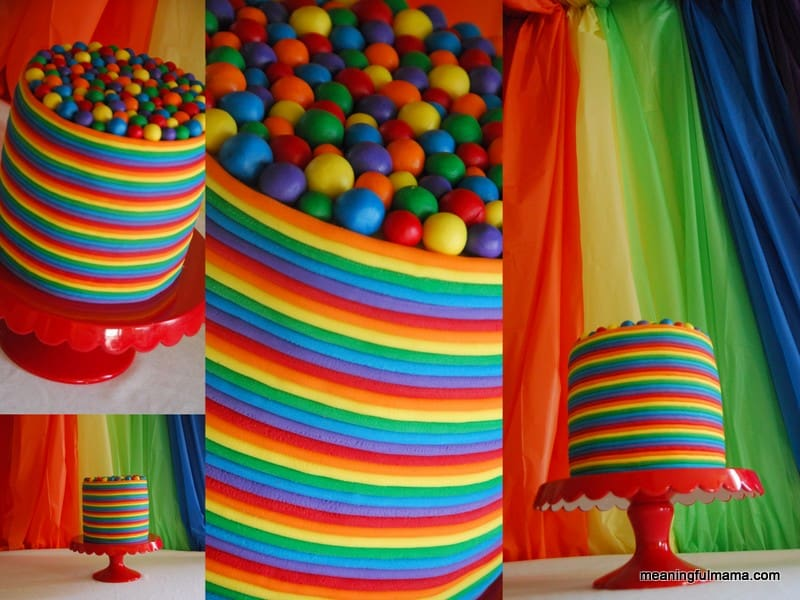 rainbow cake 3