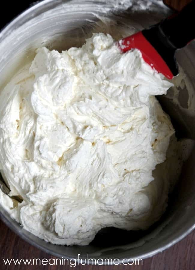 Butter Cream Frosting I Recipe — Dishmaps